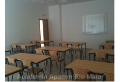 Foto Centro Academia de Rio Maior Santarém